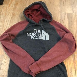 The North Face women's pullover sweater